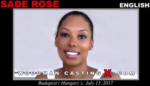 WoodmanCastingX – Sade Rose Casting Hard (2017)