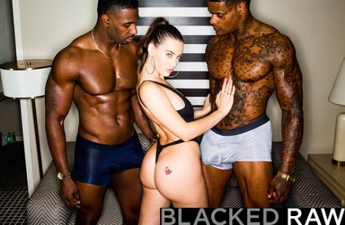 My BBC Anal Threesome Fantasy – Lana Rhoades, Jason Luv & Jax Slayher (2018)