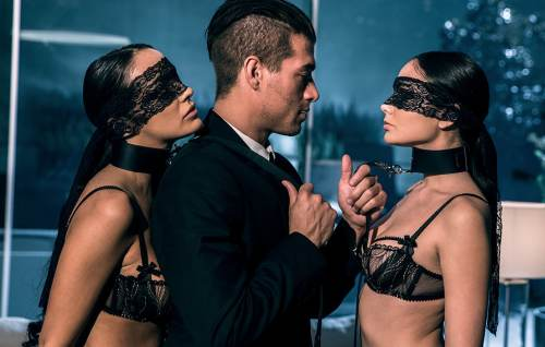 Club VXN – Ariana Marie, Sofi Ryan & Xander Corvus (2018)