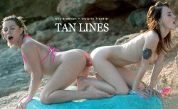Tan Lines – Ally Breelsen, Victoria Traveler (2017)