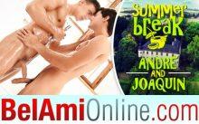Summer Break Episode 7 – Andre Boleyn fucks Joaquin Arrenas bareback (2017)