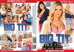 Big Tit Office Chicks 5 | Full Movie | 2018