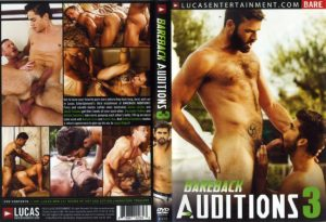 Bareback Auditions 3 – Full Movie (2016)