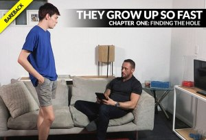 They Grow Up So Fast, Chapter 1: Finding The Hole | Myles Landon | Bareback
