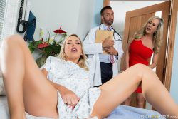 The Second Cumming: Part 2 – Brandi Love, Brett Rossi & Keiran Lee (2017)