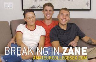 Breaking In Zane – Bareback (2017)