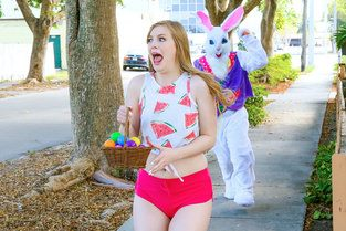 Stealing from the Easter Bunny's Basket | Dolly Leigh | 2018