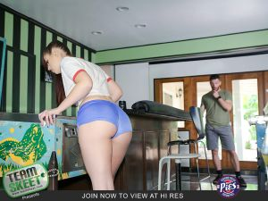 Teen Pinball Wizard Hits The Creampie Jackpot | Scarlett Mae, Mike Mancini | 2018