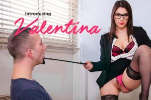 PornoAcademie | Wild DP threesome with teacher Valentina Nappi | 2018