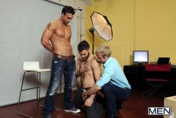 Photo Shooter – Tommy Defendi, Christopher Daniels & Rocco Reed (2013)