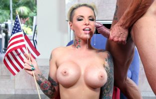 Boner on the Fourth of July – Christy Mack, Marco Banderas (2017)