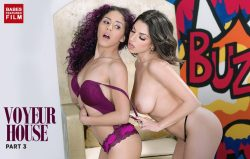 Voyeur House Part 3 – Darcie Dolce, Liv Revamped (2017)