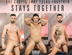 The Couple That Fucks Together Part 2 – Dato Foland, Hector de Silva & Sunny Colucci (2017)