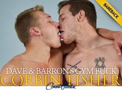 Dave & Barron's Bareback Gym Fuck (2017)