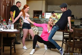 Fries With That Fuck – Ella Hughes, Kayla Green & Danny D (2017)