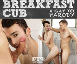 Breakfast Cub: A Gay XXX Parody Part 2 – Ethan Chase fucks William Sawyer (2017)