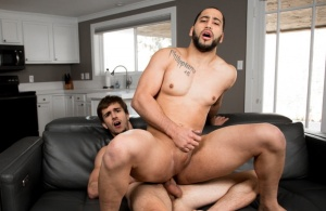 Business Boys | Donte Thick, David Rose | Bareback