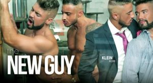 The New Guy | Klein Kerr, Dann Grey