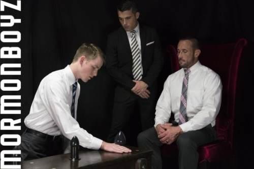 Elder Campbell Ch 6 – ATONEMENT – Elder Campbell, Bishop Hart & President Lee – Bareback (2017)