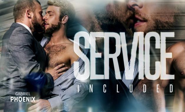 Service Included | Gabriel Phoenix & Malek Tobias