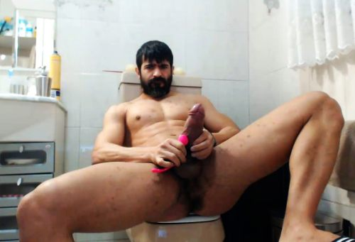 Latino23bom / Sam Ricci | Bathroom Play Show
