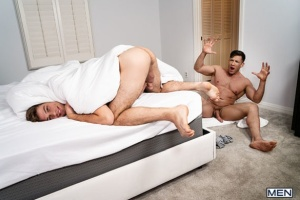 Get Your Dick Outta My Son, Part 1 | Bruce Beckham, Michael DelRay | Bareback