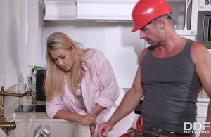 Anal Plumbing Inspection | Selvaggia, David Perry
