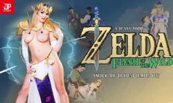 Zelda Flesh of the Wild: A DP XXX Parody – Katy Jayne, Ryan Ryder (2017)