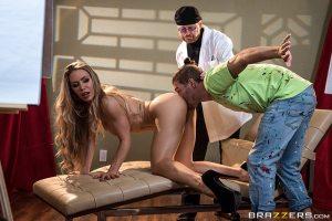 Abstract Sexpressionism | Nicole Aniston, Xander Corvus
