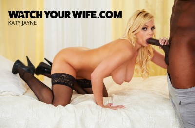 Katy Jayne & Rob Piper in Watch Your Wife