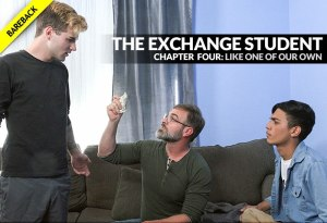 The Exchange Student | Chapter 4 | Like One of Our Own | Bareback