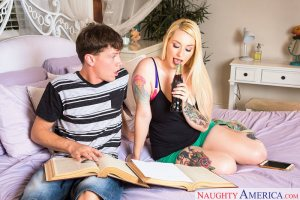 Hadley Haze & Rion King in My Sister's Hot Friend