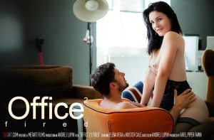 Office Episode 2 – Fired | Elena Vega, Kristof Cale