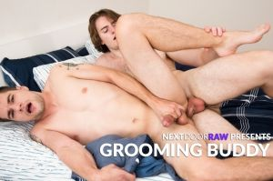 Grooming Buddy | Alex Grand, Princeton Price | Bareback | 2018
