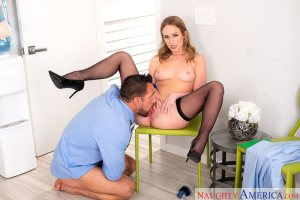 Daisy Stone & Johnny Castle in Naughty Office