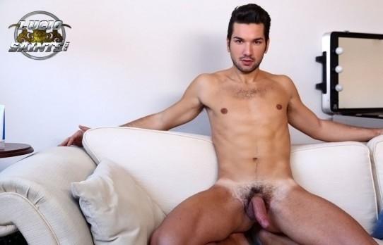 Erick Ventura Jerking Off