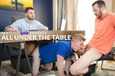 All Under The Table – Mark Long, Chris Blades, Johnny Hill – Bareback (2018)