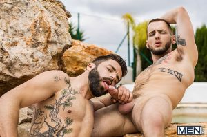 Incomparable – Hector de Silva fucks Colton Grey (2017)
