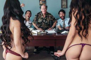 The Gang Makes a Porno: A DP XXX Parody Episode 2 | Brenna Sparks, Jade Kush
