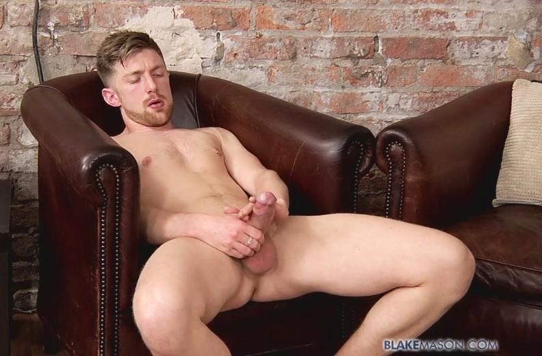 James Dixon Jerking Off