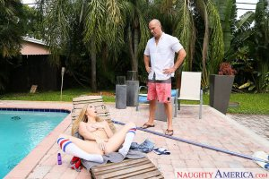 Macy Marx & Sean Lawless in My Sister's Hot Friend
