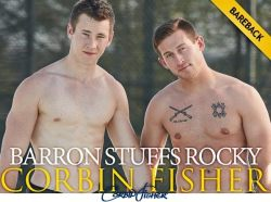 Barron Stuffs Rocky – Bareback (2017)