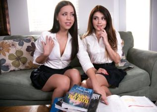 School's Out: The Tutor Redux | Adria Rae, Alina Lopez | 2018