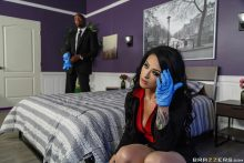 Cumming Up With The Evidence – Katrina Jade, Isiah Maxwell (2017)