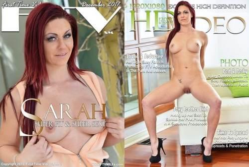 Sarah B – Strong And Seductive (2017)