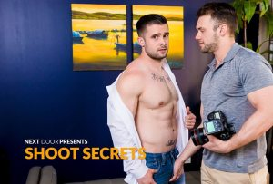 Shoot Secrets | Mathias, Blaze Austin | Bareback