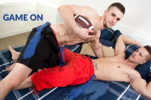 Game On | Donte Thick, Roman Todd | Bareback | 2018