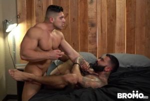Electric Sex, Part 2 | Damien Stone & Rikk York | Bareback | 2018