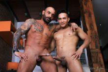 Casting Couch #350: Ricky Ibanez, Juanjo Rodriguez – Bareback (2016)
