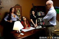 IT's Day Dreams – Kelly Divine, Kianna Dior, Sativa Rose & Johnny Sins (2012)